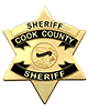 Cook County Sherrifs Website Logo